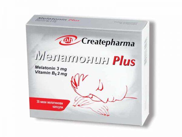 Мелатонин Plus